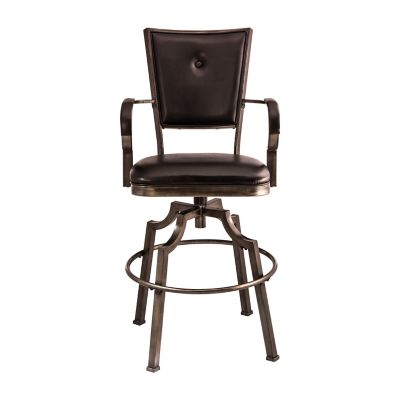 Buy Leather Bar Stool From Bed Bath Amp Beyond