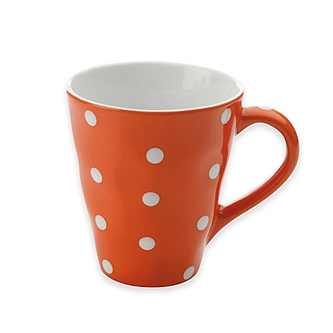 Maxwell & Williams™ Sprinkle Mug in Orange