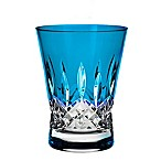 Waterford® Lismore Pops Double Old Fashioned Glasses in Aqua (Set of 2)