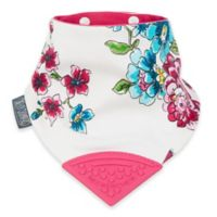 Cheeky Chompers® Neckerchew® Anna Floral 2-in-1 Teething Bandana Bib in Multicolor