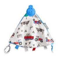 Cheeky Chompers® Comfortchew® Farmer Joules Teething Comforter in Blue