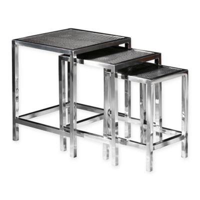 Perfect Buy Furniture Nesting Tables from Bed Bath & Beyond EC27