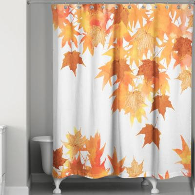 Buy Leaf Shower Curtain from Bed Bath & Beyond