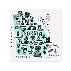 My Place Georgia Coasters (Set of 4)