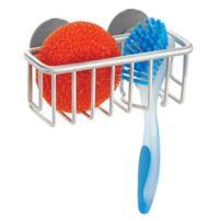 InterDesign® Rust Proof Aluminum Suction Sink Caddy