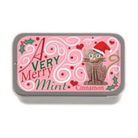 "AmuseMints® ""Spread Joy"" Kitchy Christmas 24-Pack Sugar-Free Mint"