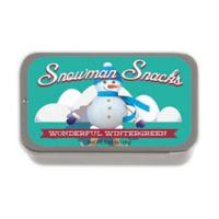 AmuseMints Sugar-Free Snowman Snack Mints