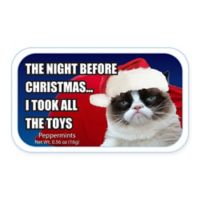 "AmuseMints ""The Night Before Christmas... I Took All the Toys"" 24-Pack Sugar-Free Mints"