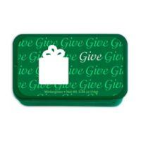 AmuseMints® Holiday Shapes 24-Pack Sugar-Free Mint Tins