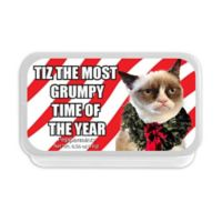 "AmuseMints ""Grumpy Time of Year"" 24-Pack Sugar-Free Mints"
