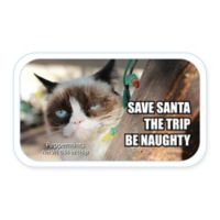 "AmuseMints ""Save Santa the Trip"" 24-Pack Sugar-Free Mints"