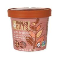 Modern Oats Nuts & Seeds 12-Pack 2.25-Ounce Oatmeal Cups