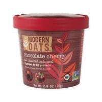 Modern Oats Chocolate Cherry 12-Pack 2.25-Ounce Oatmeal Cups