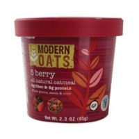 Modern Oats 5 Berry 12-Pack 2.25 oz. Oatmeal Cups