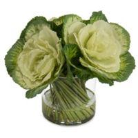 John-Richard 10-Inch Wah-Watusi Decorative Floral Arrangement in Green