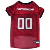 University of Arkansas Razorbacks Large Pet Jersey
