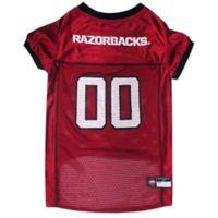 University of Arkansas Razorbacks Medium Pet Jersey