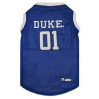 Duke University Blue Devils Small Pet Jersey