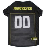 University of Iowa Hawkeyes Large Pet Jersey