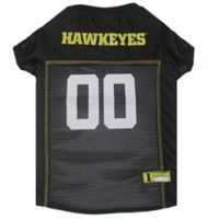 University of Iowa Hawkeyes Small Pet Jersey
