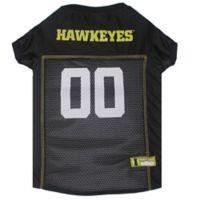 University of Iowa Hawkeyes Small Pet Jersey