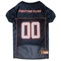 University of Illinois Fighting Illini Extra Small Pet Jersey