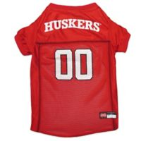 University of Nebraska Cornhuskers Medium Pet Jersey