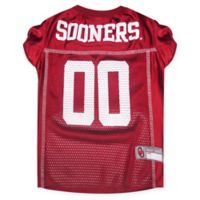 University of Oklahoma Sooners Medium Pet Jersey