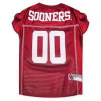 University of Oklahoma Sooners Extra Small Pet Jersey