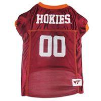 Virginia Tech Hokies Medium Pet Jersey