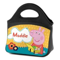 Peppa Pig™ Lunch Tote in Black