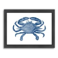Americanflat Crab Quad 2 Framed Wall Art