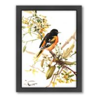 Americanflat Baltimore Oriole 2 Wall Art