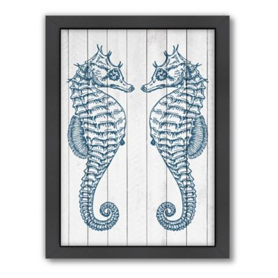 Seahorse Wall Art buy seahorse wall art from bed bath & beyond