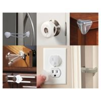 Kidco® 34-Piece Childproofing Kit