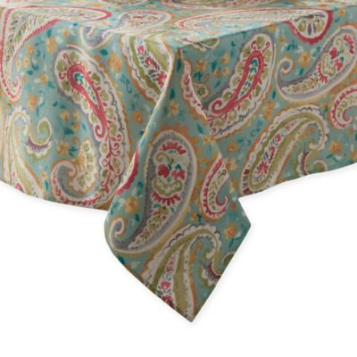 Buy raspberry tablecloths from bed bath beyond for Tablecloth 52 x 120