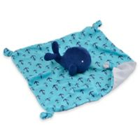 Gerber Animal Cotton Whale Security Blanket