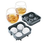Brookstone® 3-Piece Ice Ball Drink Set