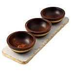 Thirstystone® 4-Piece Condiment Set