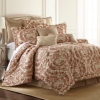 Sherry Kline Savannah California King Comforter Set in Cinnamon