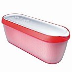 Tovolo Glide-A-Scoop Ice Cream Tub in Strawberry