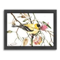 Americanflat Original Suren Nersisyan Goldfinch Wall Art
