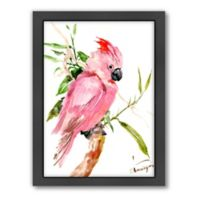 Americanflat Suren Nersisyan Red Cockatoo Wall Art