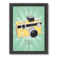 Americanflat Jilly Jack Designs Camera 2 Wall Art