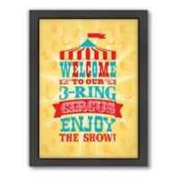 Americanflat Jilly Jack Designs Circus 1 Wall Art