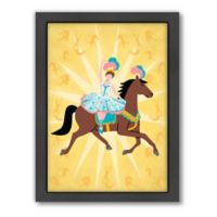 Americanflat Jilly Jack Designs Circus 2 Wall Art