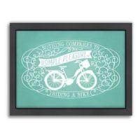 Americanflat Jilly Jack Designs Vintage Bike 2 Wall Art