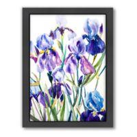 Suren Nersisyan Irises Wall Art