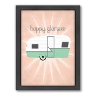 Americanflat Jilly Jack Designs Vintage Camper Wall Art