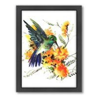 Americanflat Original Suren Nersisyan Collection Hummingbird 6 Wall Art